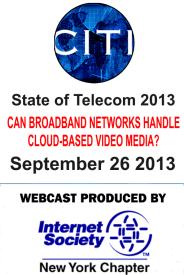 CITI State of Telecom 2013