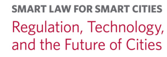 Smart Law for Smart Cities