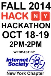 hackNY Fall 2014