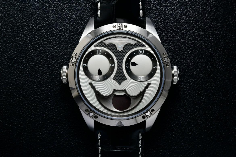 Konstantin Chaykin Joker Piece Unique Mime (watchinery)