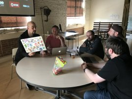 Remote Team Meetup