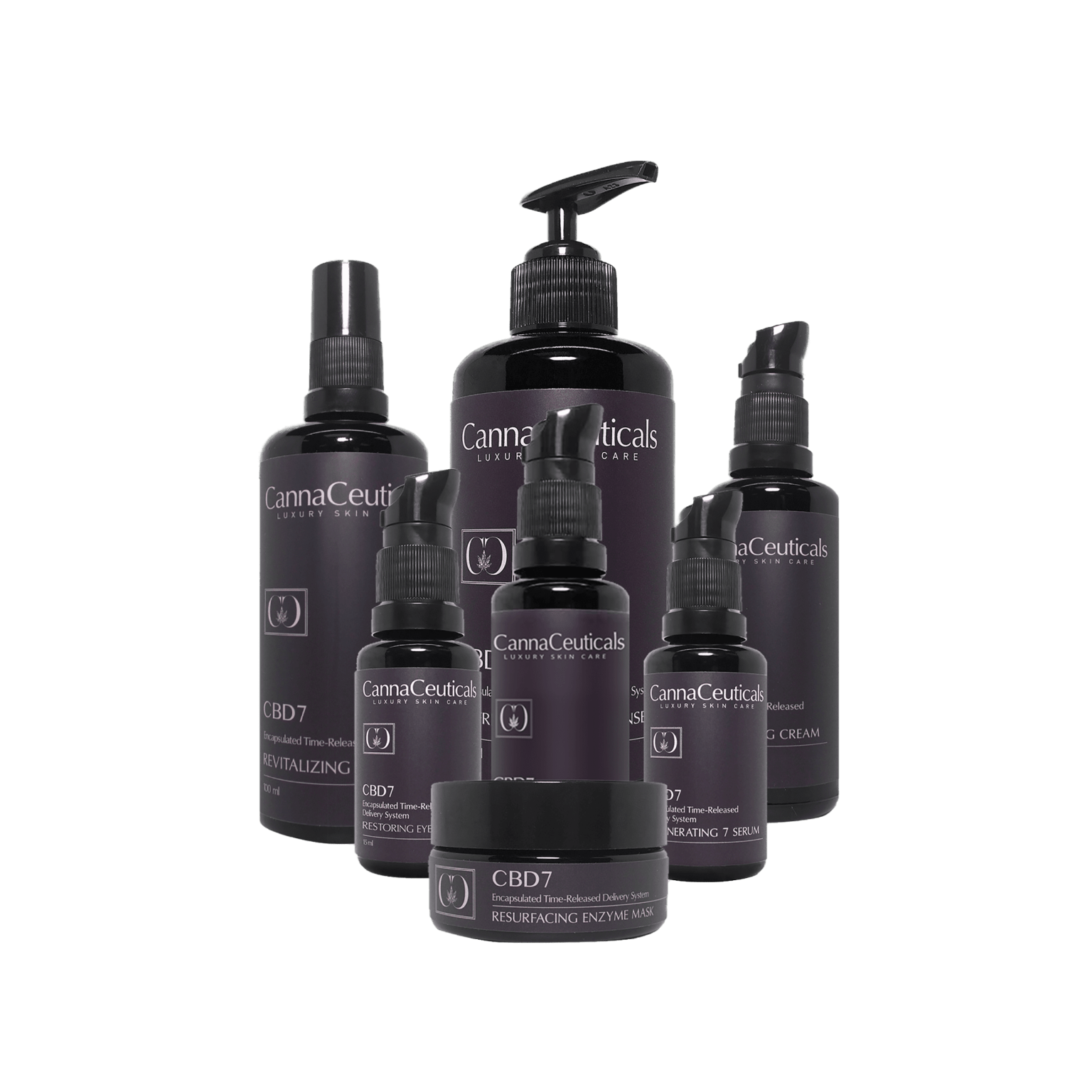 CannaCeuticals Luxury Skin Care System