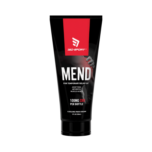 Iso-Sport Mend Cooling CBD Pain Cream