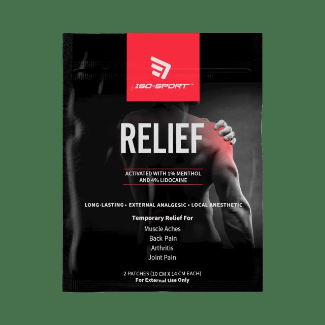 Iso-Sport Relief