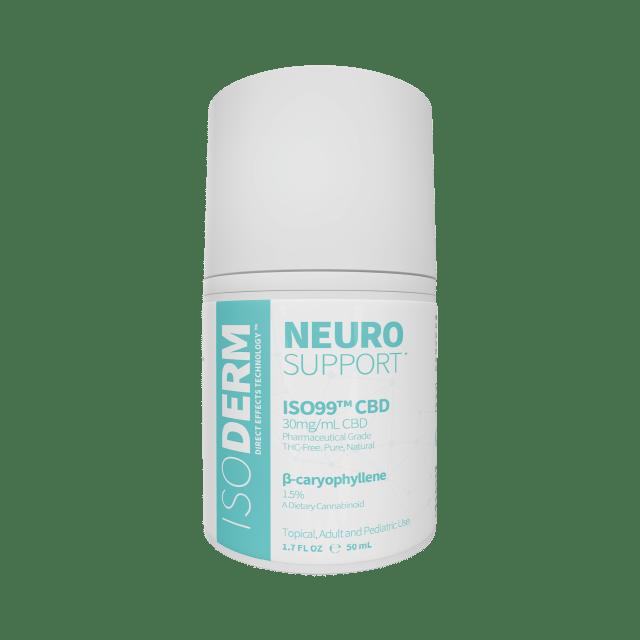 IsoDerm Neuro Support CBD & 1.5% β-Caryophyllene