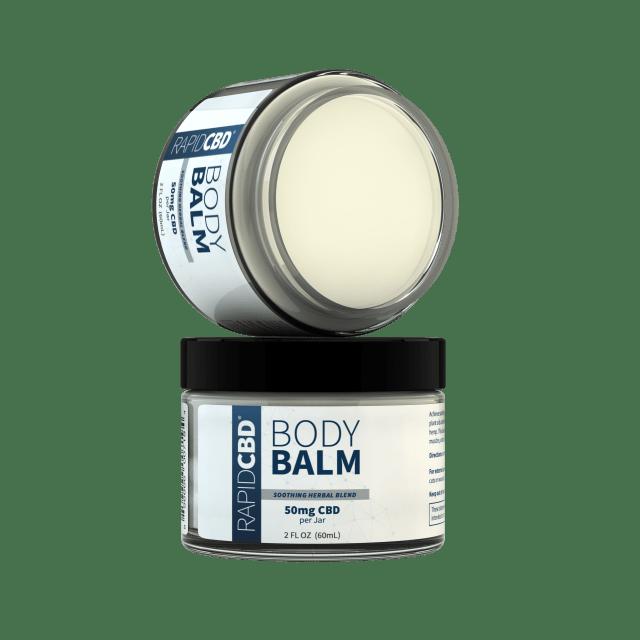 RapidCBD Body Balm