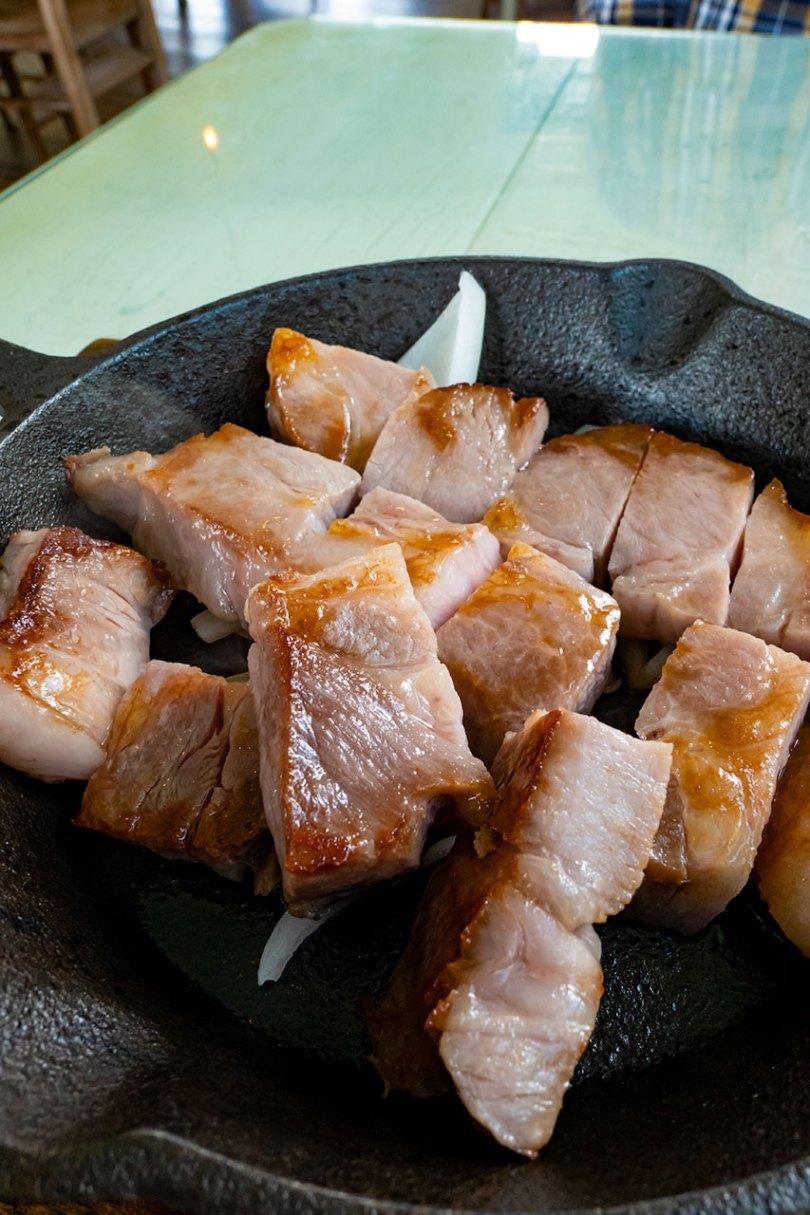 トンセン沖縄 あぐーロースステーキ