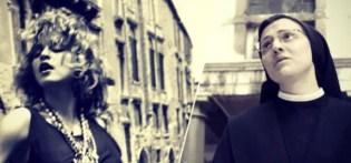 Madonna y la hermana Cristina