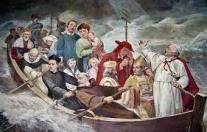 prêtres bateau
