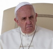 Pape au sérieux