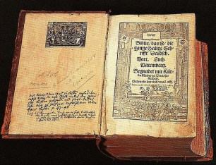 Luther's Bible 1534