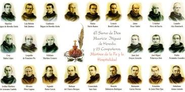 Fatebenefratelli mártires españoles 2