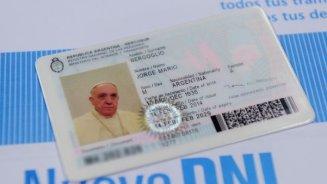 passaporto papa