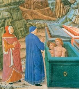 hereges Dante
