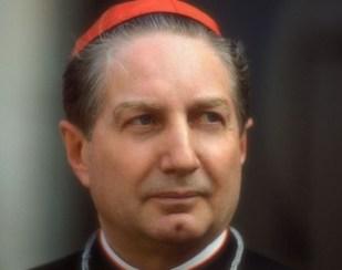 1985 loreto. El cardenal Carlo Maria Martini