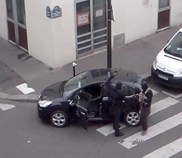 Charlie Hebdo, video nova emerserit: fugam ad caedem