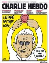 charlie hebdo - Benedict XVI