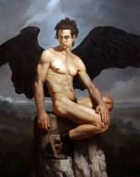 Lucifero di Roberto Ferri
