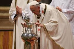 Papst Chrisam