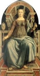La prudencia Piero del siglo XV Pollaio