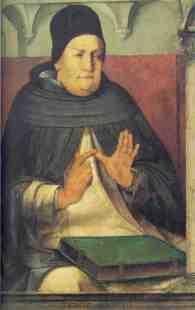 Thomas Aquinas XIV sec