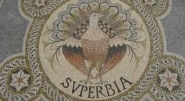 orgulho de mosaico