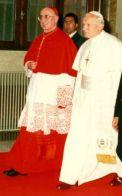 Giacomo Biffi Johannes Paul II