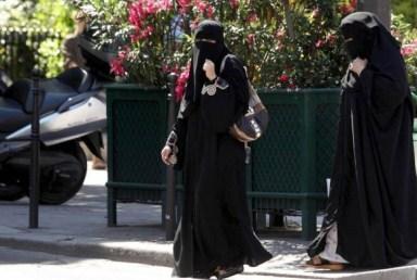 Islam Burqa belgio