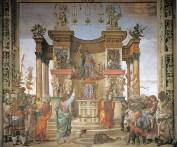 San Filippo der Drachen austreiben des Tempels von Hierapolis