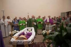 corpse Biffi Ernesto De Vecchi