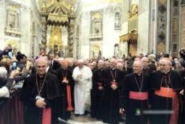francesco e vescovi