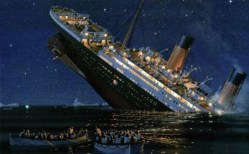 Titanic naufrágio