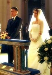 Church spouses sant Alessio Aventino