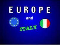 Bruno Bozzetto Italien gegen Europa
