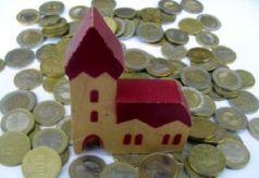 Deutsch Kirche Geld