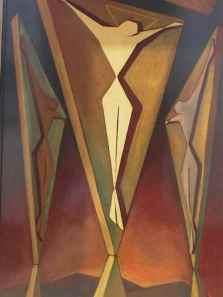 Crocifissione, 1954