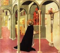TOmmado D Aquino frescoes per Andrea Buonaiuto 2