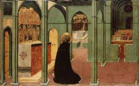 Tommaso D Aquino stefano di giovanni