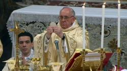 Papst Messe