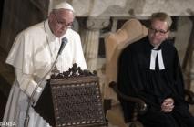 visitas Papa luterani 1