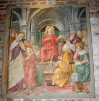 Milano - S. Ambrogio - Tesoro - Scuola del Bergognone