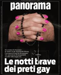 die kurzen Nächte von Homosexuell Priester decken