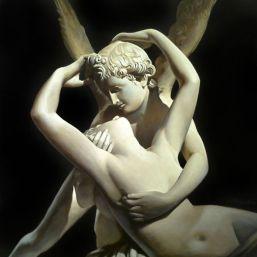 Canova Eros e Psique
