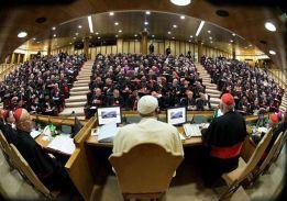 sínodo de bispos reunião