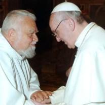 Enzo blanc avec Francis