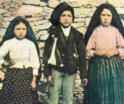 shepherd children of Fatima