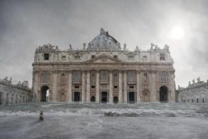 St. Peter zerstört