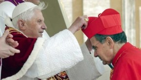 carlo caffarra avec Benoît XVI