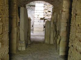 Etruscan tomb-of-Pietrera-vetulonia