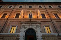 Palazzo Cesi facciata